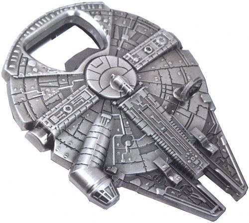 Rebel Alliance Star Wars Millenium Falcon Bottle Opener