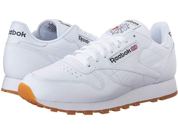 best white sneakers - Reebok Lifestyle Classic Leather