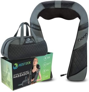 RESTECK Massagers for Neck and Back with Heat