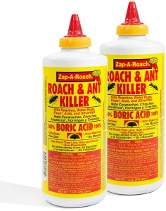 Boric Acid Roach & Ant Killer, how to get rid of roaches