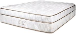 Saatva Mattress, best mattresses that won't sag
