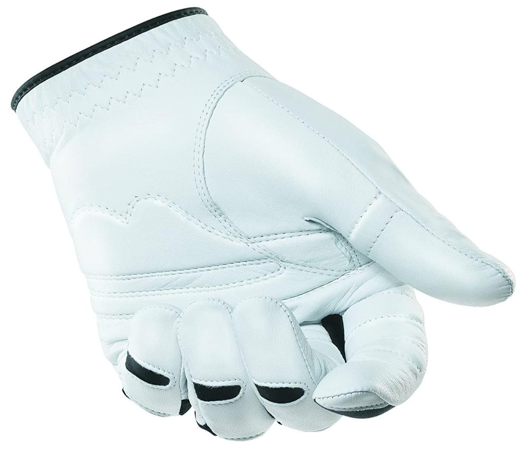 Bionic StableGrip golf gloves white