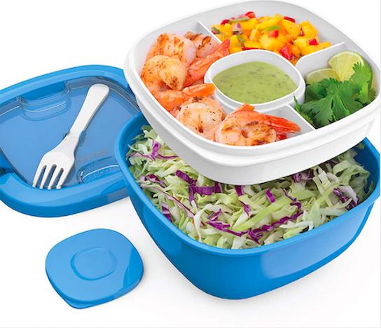 salad style bento box