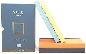 SELF Journal 4-pack, productivity planner, habit journal