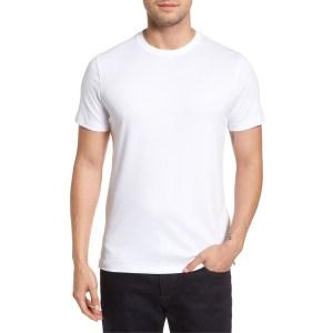 Robert Barakett Georgia Crewneck white T-Shirt