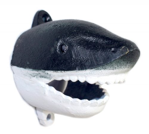 Shark's Head Bottle Opener