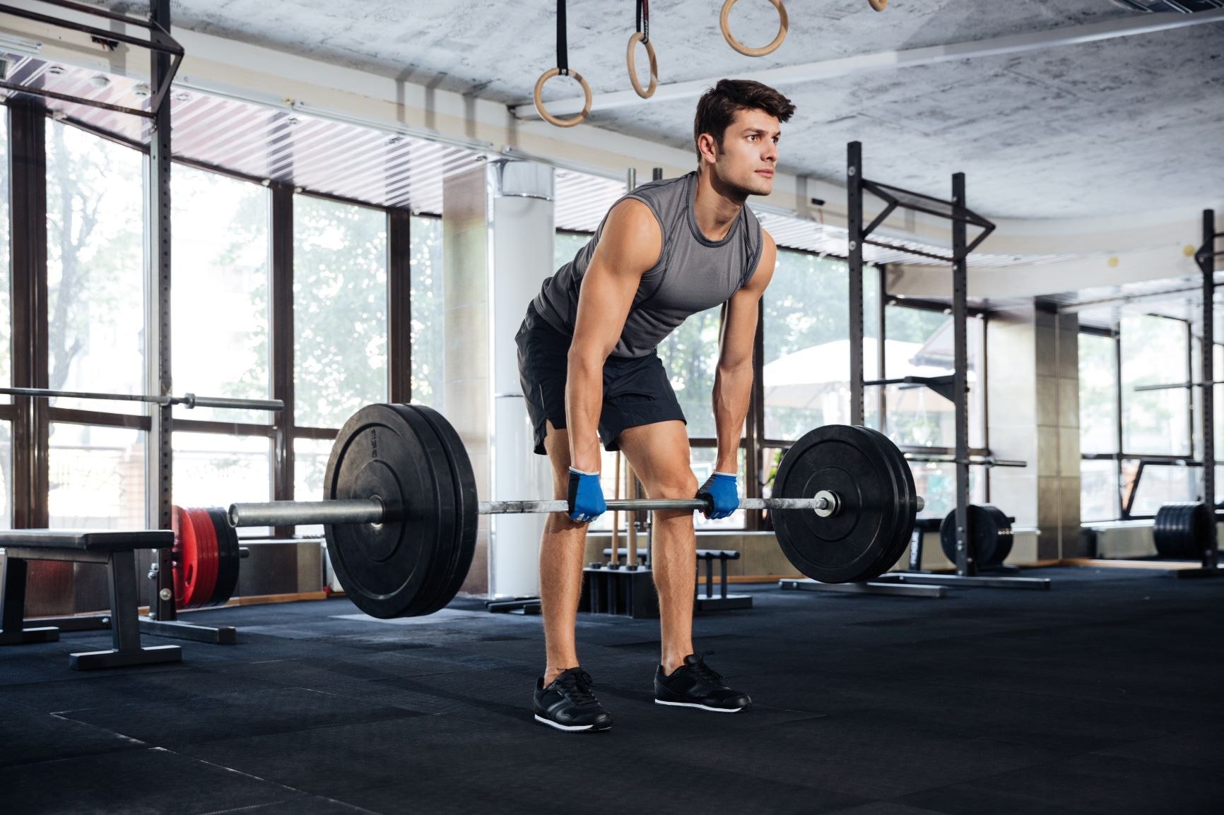 barbell deadlift best hamstring exercise