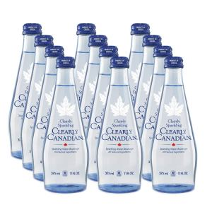 sparkling water brands clearly canadian