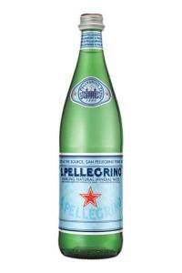 sparkling water brands san pellegrino