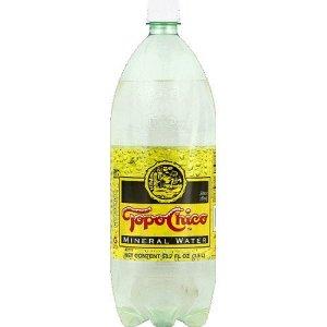 sparkling water brands topo chico