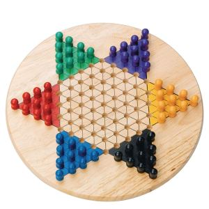 S&S Worldwide Chinese Checkers