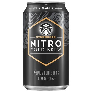 what is nitro cold brew? starbucks
