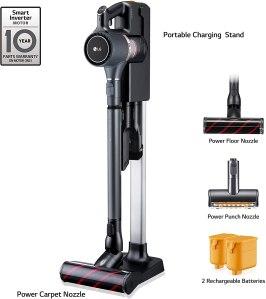 best stick vacuum lg
