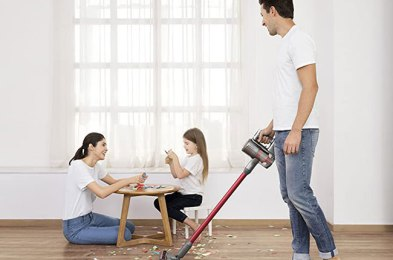 here's why you should consider buying a stick vacuum to replace your bulky hoover