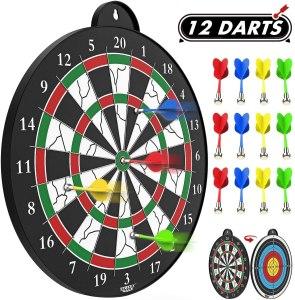 best dart board street walk magnetic