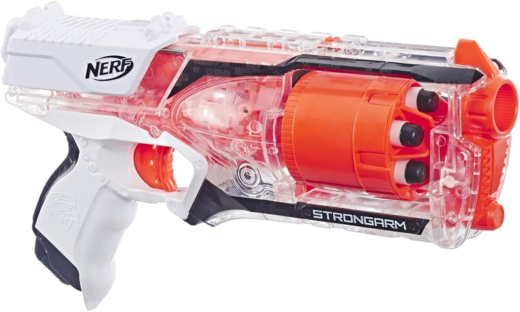 best nerf guns strongarm