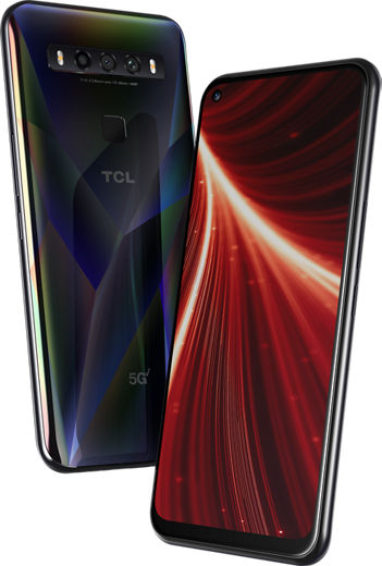 TCL 10 5G UW, best cheap android phones