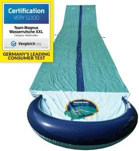 TEAM MAGNUS Slip and Slide, inflatable water slides for adults, water slides for adults