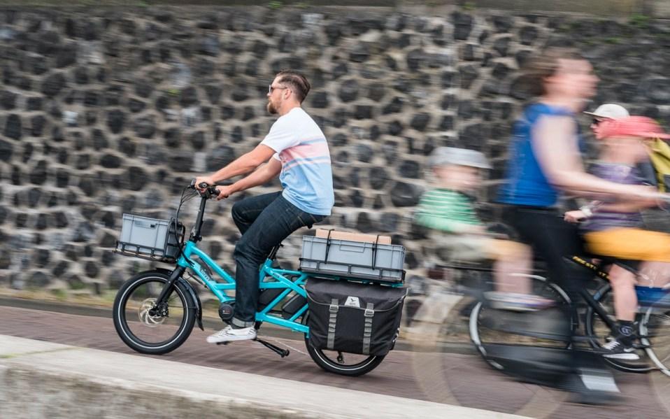 tern gsd folding e-bike
