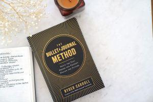 The Bullet Journal, productivity planner, habit journal