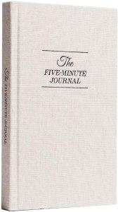 The Five Minute Journal - best productivity planner, habit journal