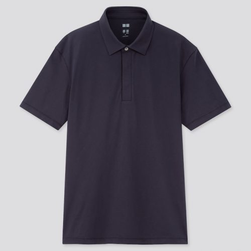 Uniqlo AIRism Polo Shirt