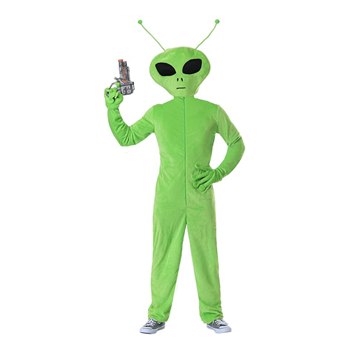 halloween costume ideas fun costumes alien