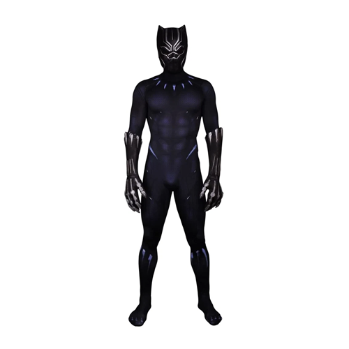 halloween costume ideas joyfunny superhero black panther