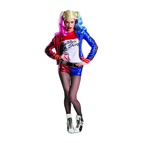halloween costume ideas charades suicide squad harley quinn