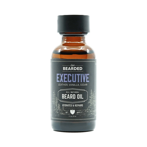 beard oil scented for growth