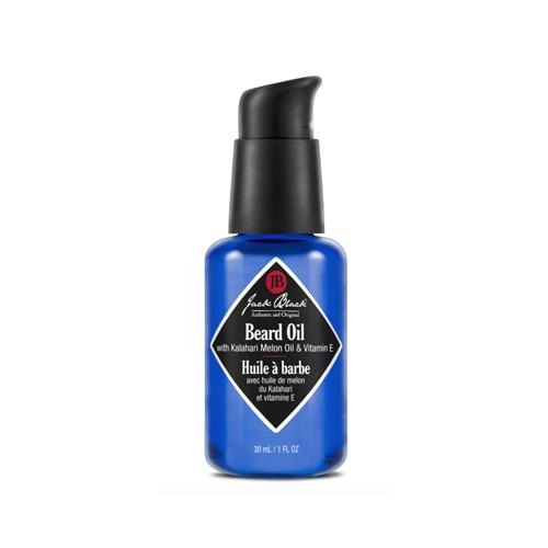 beard oil jack black