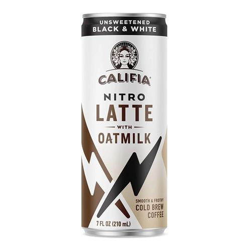 what is nitro cold brew? califia farms
