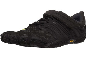 vibram cross-trainer shoes, toe running shoes