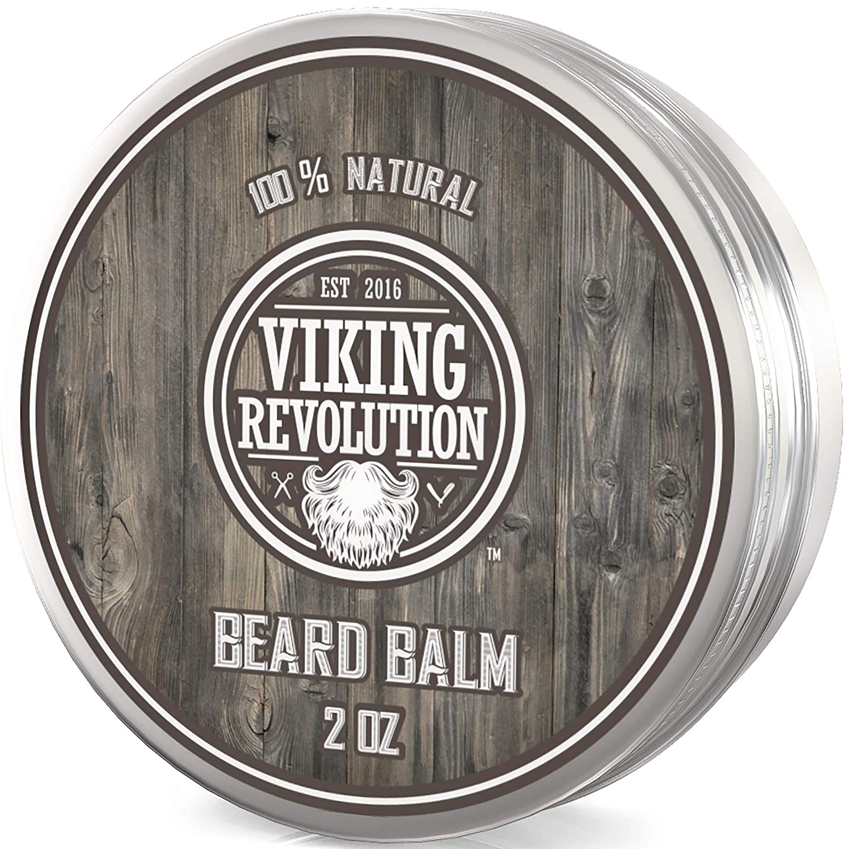 Viking revolution all-natural beard balm, , one of the best beard balms