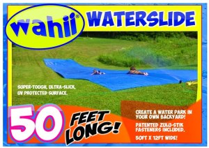 Wahii Water Slide, inflatable water slide for adults, water slides for adults