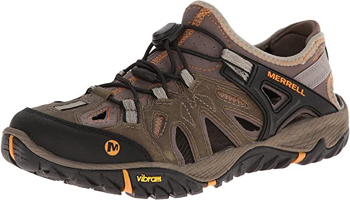 best beach shoes for men merrell