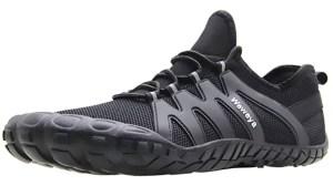 Weweya toe running shoes