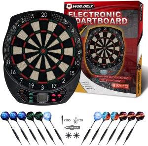 best dart board win.max electronic