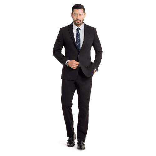 XSuit black blazer and trousers