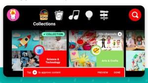 best apps for kids - YouTube Kids