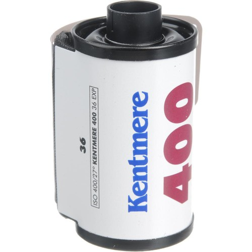 Kentmere 400 Black and White Negative Film