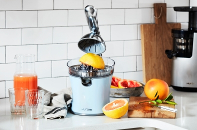 Hurom Juicer Review Featured Image
