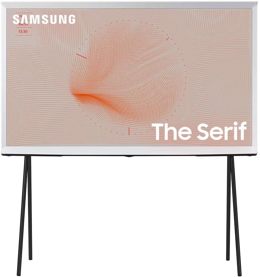 Samsung The Serif, best small tvs