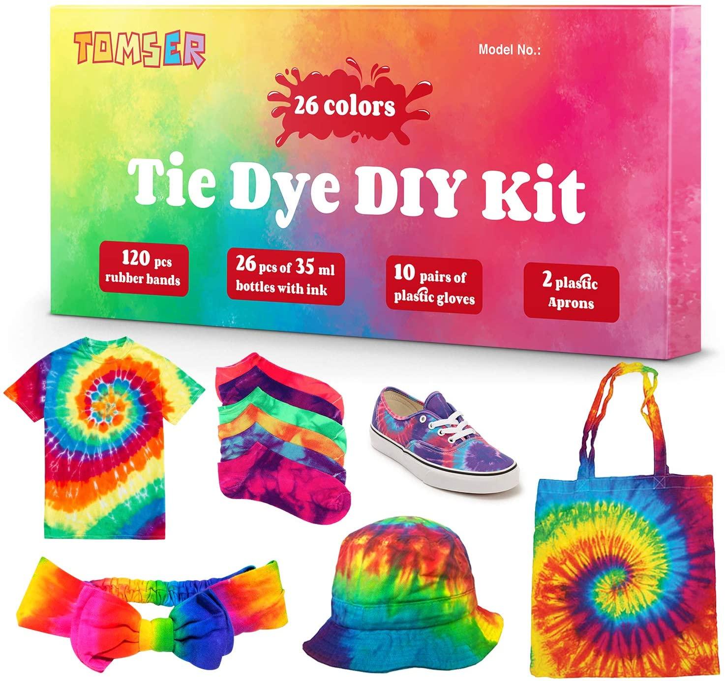 tie dye party kit