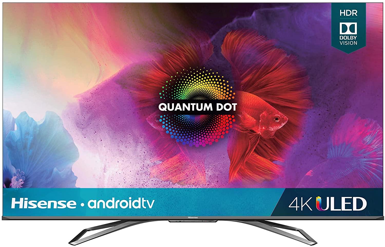 best smart tvs - hisense h9g smart tv