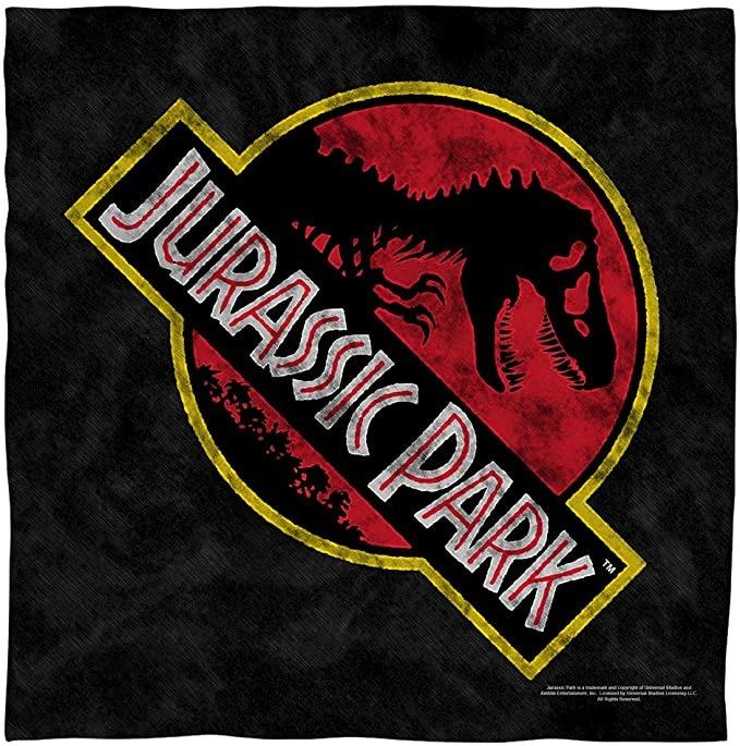 jurassic park bandana