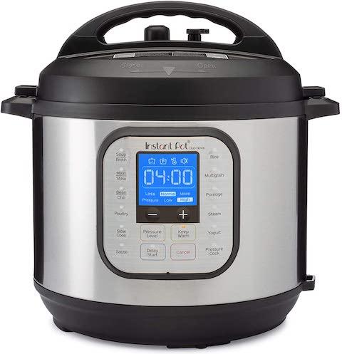 Instant Pot Duo Nova 7-in-1 Electric Pressure Cooke