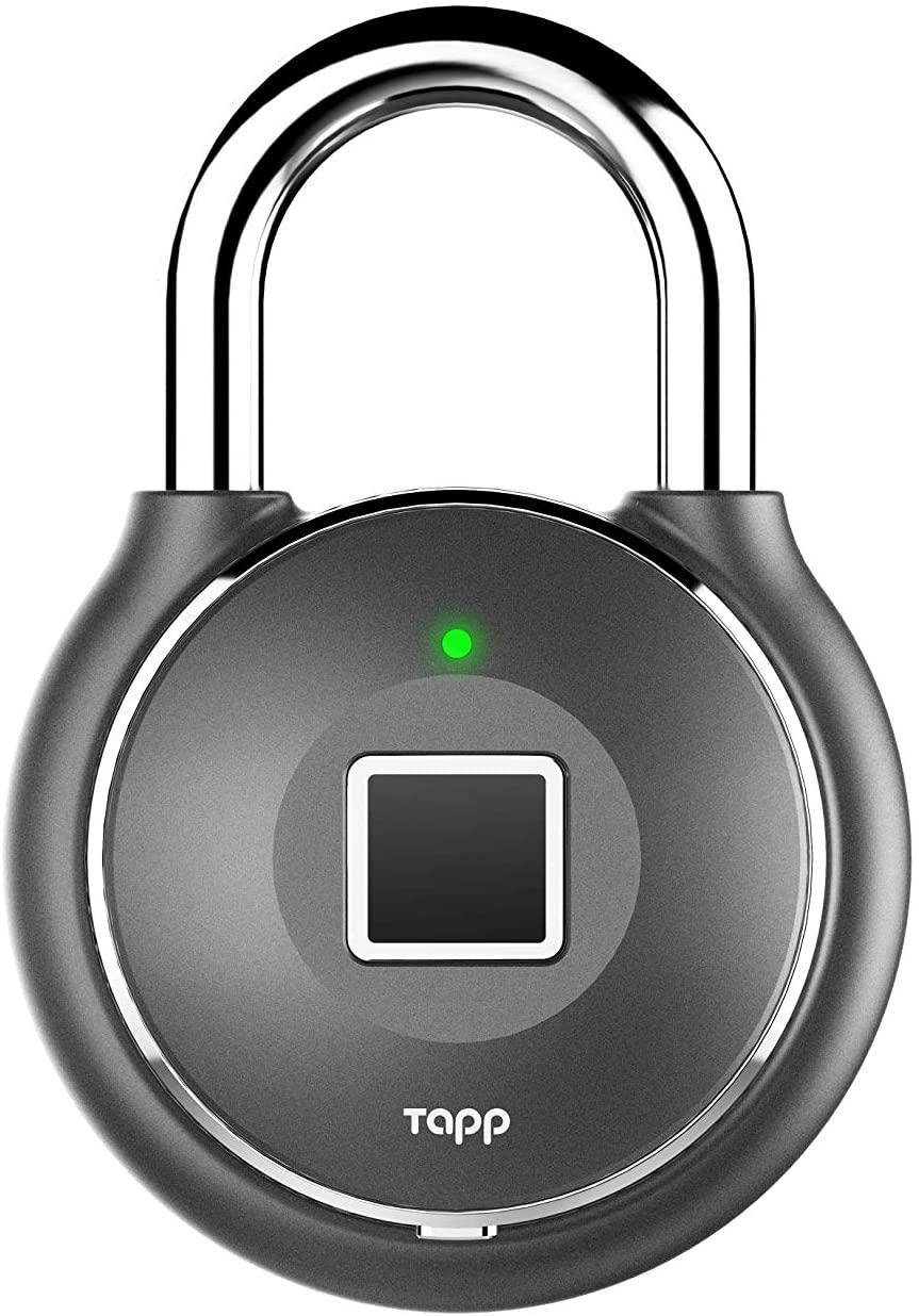 best smart home gadgets of 2020 - fingerprint lock