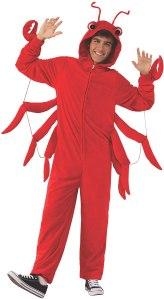 Rubie's unisex lobster onesie halloween costume