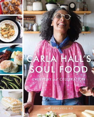 carla hall's soul food cookbook